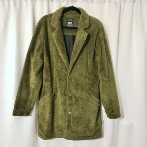 Publish 1 Of 1 Sample Sherpa Coat